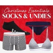 Christmas Essentials: Socks & Undies