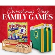 Christmas Day Family Games