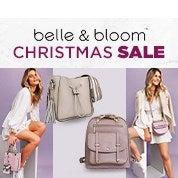 Belle & Bloom Christmas Sale