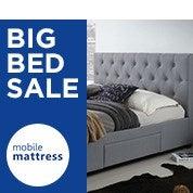 Mobile Mattress Big Bed Sale