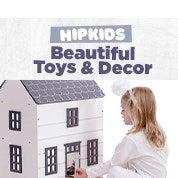 HipKids Beautiful Toys & Decor