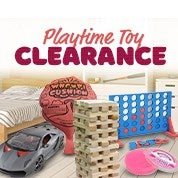 Playtime Toy Clearance