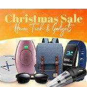 Christmas Sale: Home, Tech & Gadgets