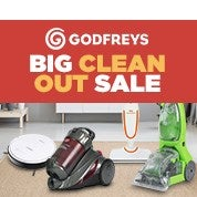 Godfreys Big Clean Out Sale