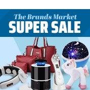 The Brands Market Super Sale