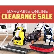 Bargains Online Clearance Sale
