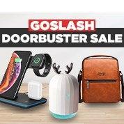 Goslash Doorbuster Sale