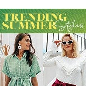 Trending Summer Styles