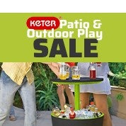 Keter Patio & Outdoor Play Sale