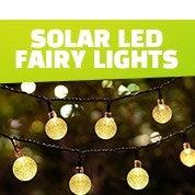 Solar LED Fairy Lights