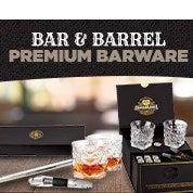Bar & Barrel Premium Barware