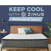 Keep Cool with Zinus