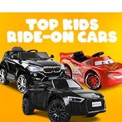 Top Kids Ride On Cars