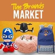 Shop & Earn: The Brands Market