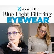 Avatude Blue Light Filtering Eyewear
