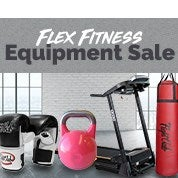 Flex Fitness Equipment Sale