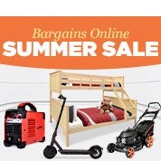 Bargains Online Summer Sale