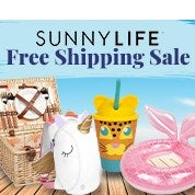 Sunnylife Free Shipping Sale