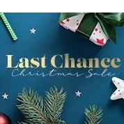 Last Chance Christmas Sale