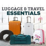 Luggage & Travel Essentials