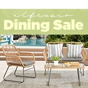 Alfresco Dining Sale