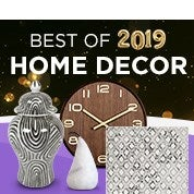 Best of 2019: Home Decor