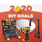 2020: DIY Goals