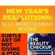 New Year's Resolutions: Self Improvement Books