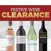 Festive Wine Clearance