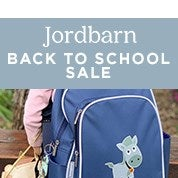 Jordbarn Back to School Sale