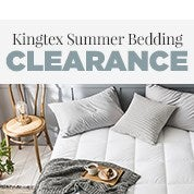 Kingtex Summer Bedding Clearance