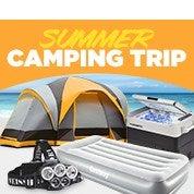 Summer Camping Trip