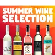Summer Wine Selection