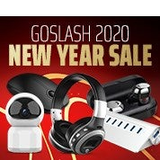 Goslash 2020 New Year Sale