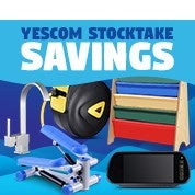 Yescom Stocktake Savings