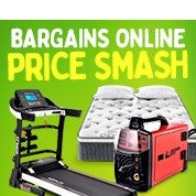 Bargains Online Price Smash Sale