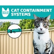 Oscillot Cat Containment Systems