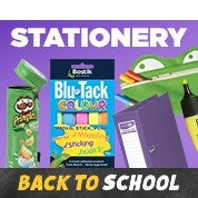Back to School Sale: Stationery
