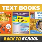 Back to School Sale: Text Books