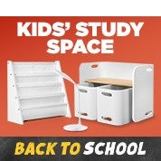 Back to School Sale: Kids' Study Space