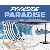 Poolside Paradise Sale