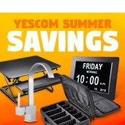 Yescom Summer Savings