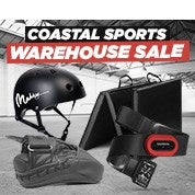 Coastal Sports Warehouse Sale