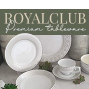 Royalclub Premium Tableware