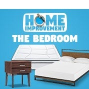 Home Improvement Sale: The Bedroom