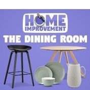 Home Improvement Sale: The Dining Room