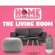 Home Improvement Sale: The Living Room
