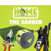 Home Improvement Sale: The Garden