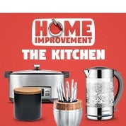 Home Improvement Sale: The Kitchen