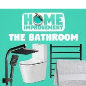 Home Improvement Sale: The Bathroom